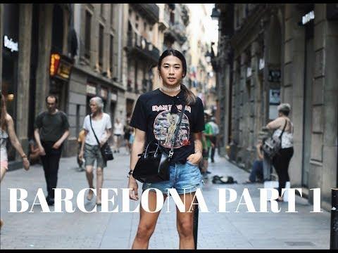 TRAVEL VLOG EP : 22 – BARCELONA PANAS MEMBARA  || Jovi Hunter