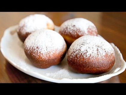 Donuts – Paczki – Ania's Polish Food Recipe #9