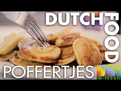 Traditional Dutch food | Poffertjes recipe – Holland Holiday