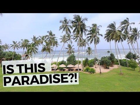 WE FOUND PARADISE!! Tangalle Sri Lanka Travel Vlog