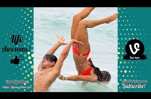 TRY NOT TO LAUGH – Funny Fails Compilation 2019 | Funny Beach Fails Vines
