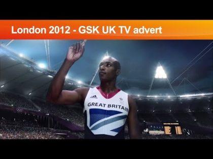 GSK: UK TV advertisement for London 2012
