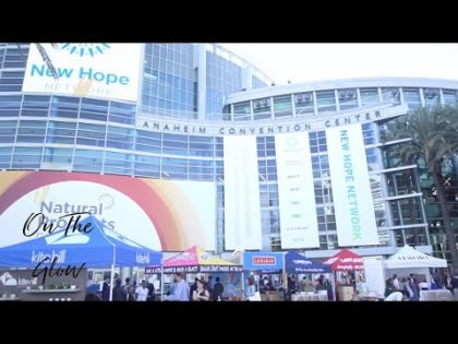 BEAUTY, HEALTH AND WELLNESS PRODUCTS @ EXPO WEST | ON THE GLOW