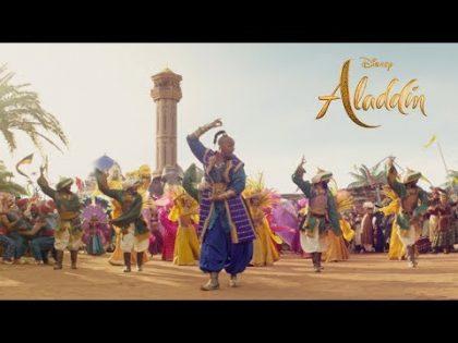 """Disney's Aladdin – """"Friend"""" TV Spot"""