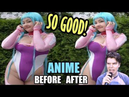 ANIME COSPLAY (Funny Anime Cosplay Fail)