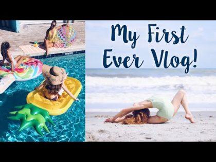 Behind the Scenes Photoshoot + Travel Vlog!