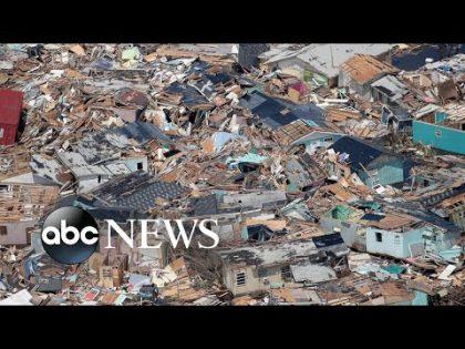 Hurricane Dorian, Brexit, building collapse: World in Photos, Sept. 5, 2019
