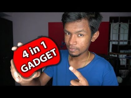 4 in 1 Super Gadget Review Tech Vibrate