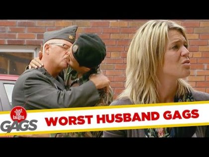 World's Worst Husbands – Best of Just For Laughs Gags
