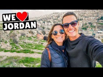 JORDAN Travel Vlog | Jesus Was Baptized HERE (Jerash & Mt. Nebo)