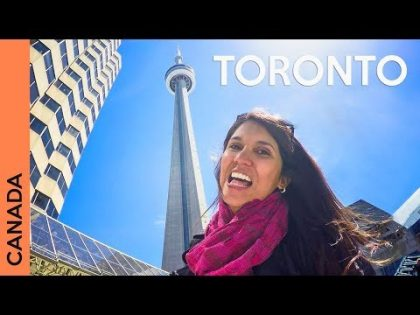 Things to do in Toronto, Canada – Day 2 | Travel vlog