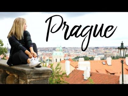 Exploring Prague, Czech Republic! | Travel Vlog