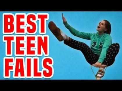 Best Teen Fails | Funny Fail Compilation