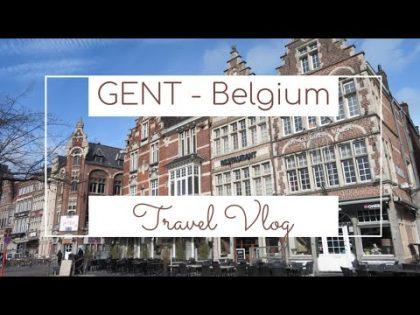 Travel Vlog // Gent, Belgium