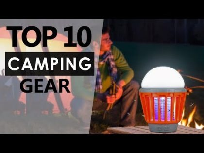 Top 10 Latest Camping Gear Inventions I Best Camping Gadgets I Part-8