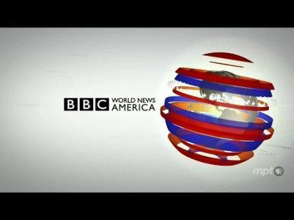 BBC World News America from LA – Virtual Studio