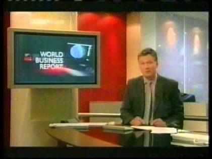 BBC world News 2001