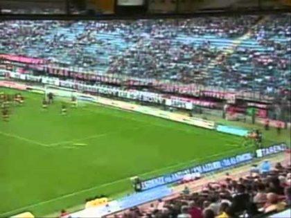 George Weah Wonder Goal – AC Milan v Verona – 1996