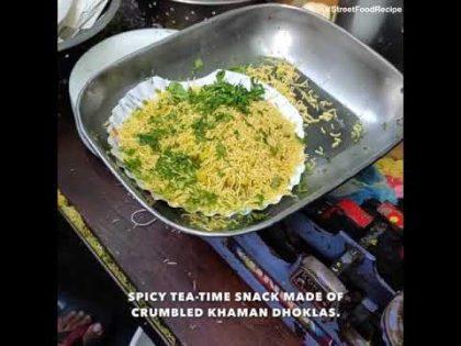 SEV KHAMANI   Indian Food Recipe !!!