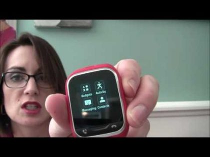Verizon Gizmo Gadget Watch