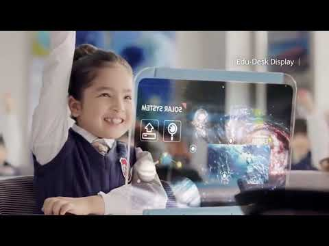 Unbelievable – Samsung Future Technology    The World In 2020