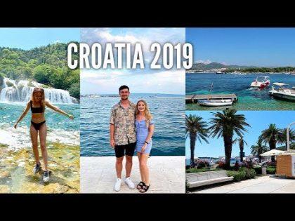 CROATIA (SPLIT) TRAVEL VLOG 2019 | sophdoesvlogs
