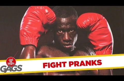 Best Fighting Pranks – Best of Just For Laughs Gags