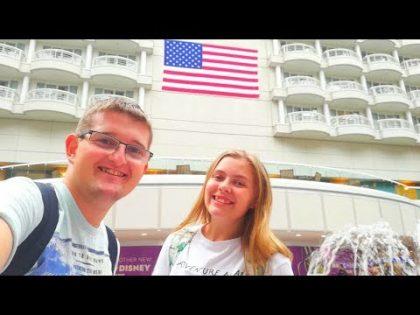 Orlando Theme Park Travel Vlog September 2019