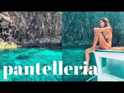 Pantelleria, Italy | travel vlog (sottotitoli italiano)