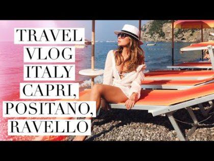 Travel Vlog ITALY! Amalfi Coast