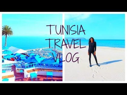 TRAVEL VLOG | TUNISIA