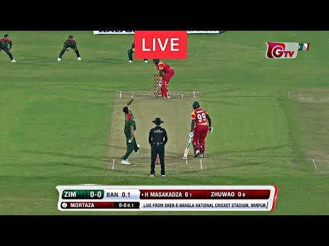 🔴Bangladesh vs Afghanistan, 6th Match – Live Cricket Score, Commentary || Cricket Live