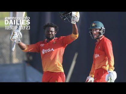 Zimbabwe allrounder Solomon Mire retires | Daily Cricket News