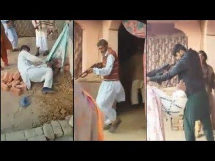 Real Life Fight Pakistani Village 200 GB . 2 Man Death .Gun Shoot . 2019
