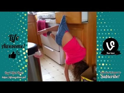 TRY NOT TO LAUGH – Funny Fails Video 2019 – How Did The Kid Get Stuck?   Life Awesome