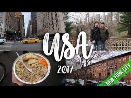USA | NEW YORK CITY | TRAVEL VLOG 2017