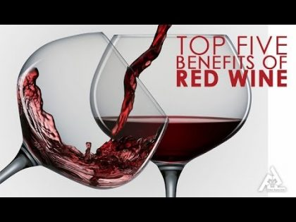 Top 5 Benefits Of Red Wine   Best Health and Beauty Tips   Wine health benefits