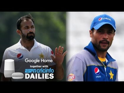 Wahab, Amir, Asif in Pakistan World Cup squad | Daily Cricket News