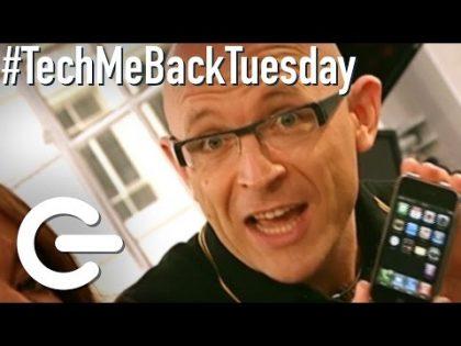 The Original iPhone – The Gadget Show #TechMeBackTuesday