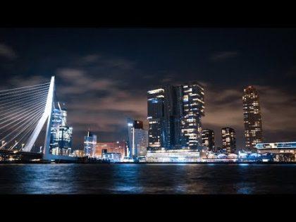 Rotterdam Travel Vlog 2019