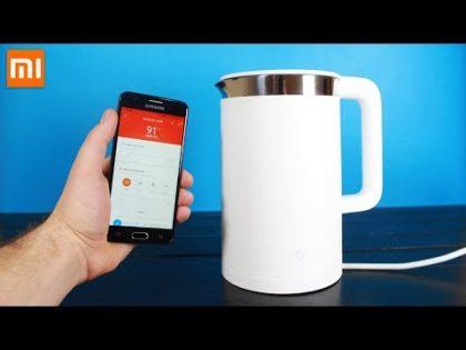 XIAOMI SMART KETTLE REVIEW | My First Smart Home Gadget