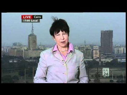 BBC World News Lyse Doucet Fail