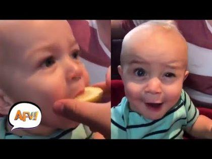 Babies are Weird 😂 | AFV Funniest Videos 2018