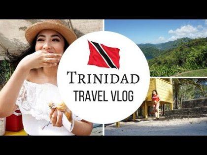 TRAVEL VLOG   Trinidad 2016