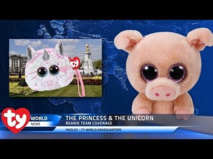 Ty World News: The Princess & The Unicorn
