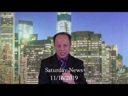 11/16/2019 – World News Today ( Xuvxwm Txawv Tebchaws ) Zeejxeeb