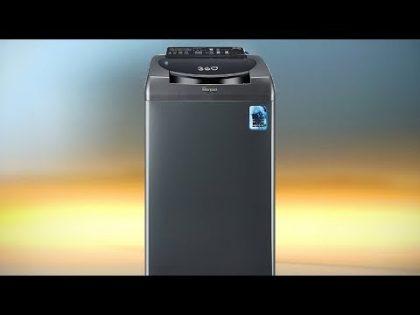 whirlpool 360- washing machine 2018 edition ..gadget makeover
