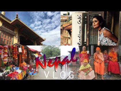 Things To Do In NEPAL: Kathmandu Travel Vlog   Travel Guide – Thamel Night life,Temples, Monasteries