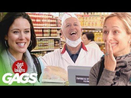 Best Of Food Pranks Vol. 2   Just For Laughs Compilation