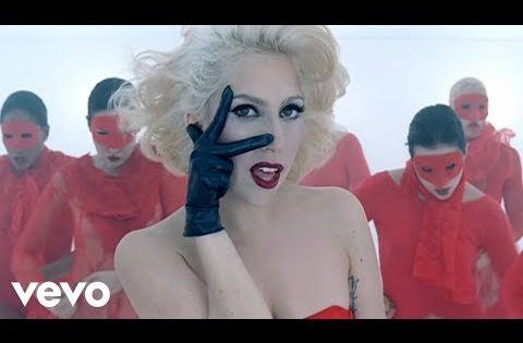 Lady Gaga – Bad Romance (Official Music Video)